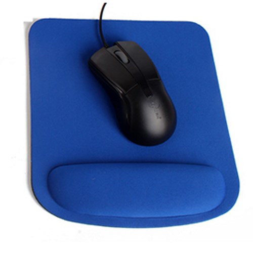 Tapis de souris avec repose poignet gel
